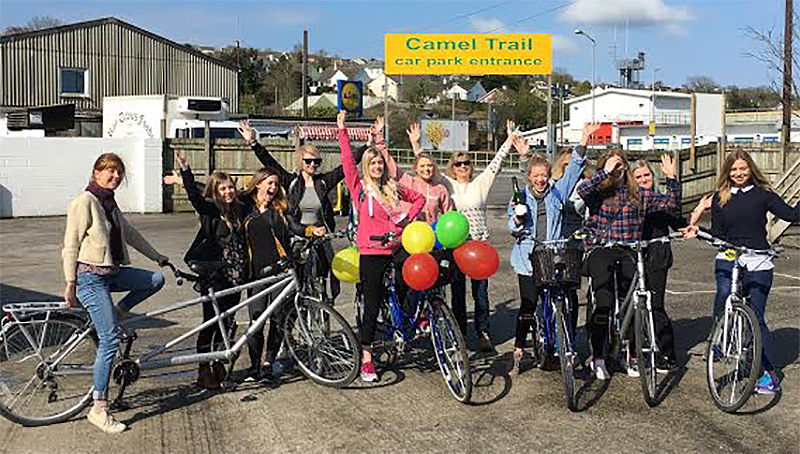 Camel Trail- Group Bookings